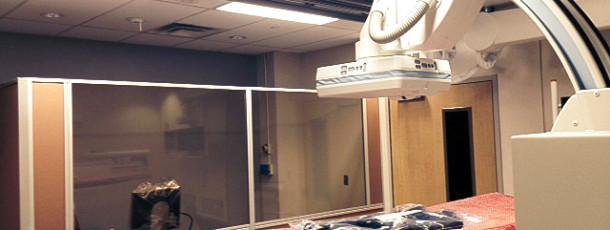Siemens Axiom Artis Installation
