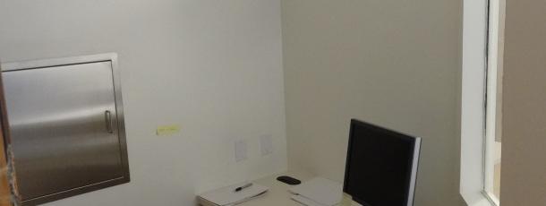CDH Flouroscopy Installation