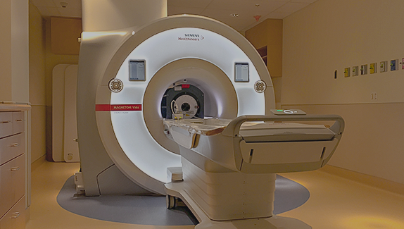 Calgary Children's Hospital MRI Machine