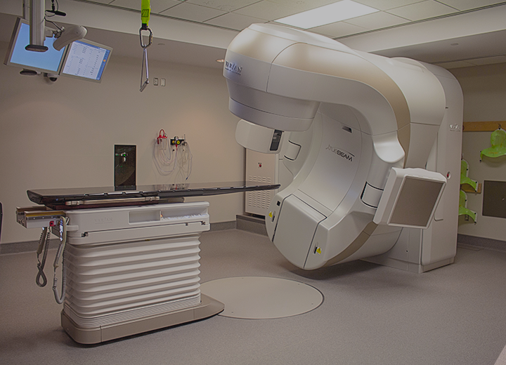 Cancer Care Manitoba Varian True Beam