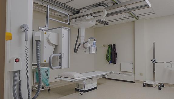South Spruce Grey Health Care Kincardine Machine