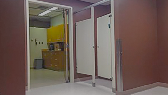 St. Paul's General Hospital SPECT CT Room