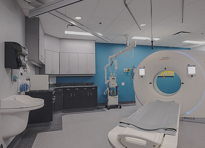 South Spruce Grey Health Care MRI Machine